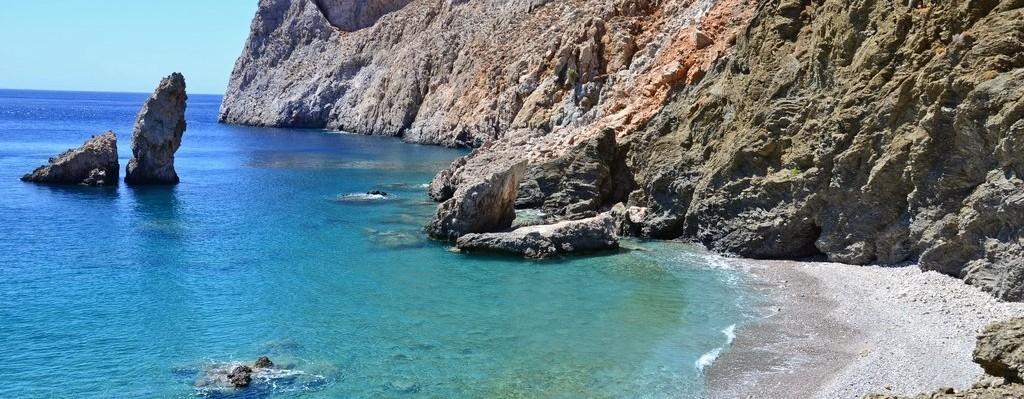 Agios Ioannis Rixtis Beach