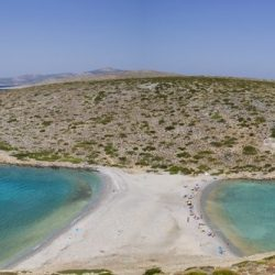 Beach Of Kounoupes
