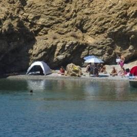 Παραλία Μπλε Λιμανάκι