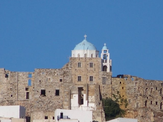 Panagia Of The Castle And Agios Georgios