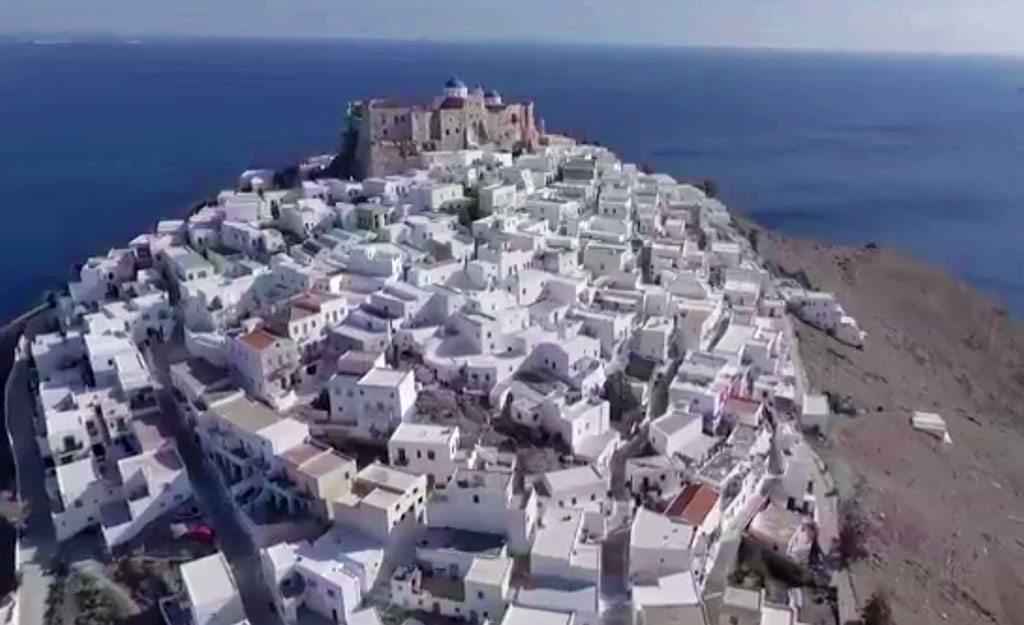 Το εντυπωσιακό Drone βίντεο που μας ταξιδεύει πάνω από τη Χώρα Αστυπάλαιας!