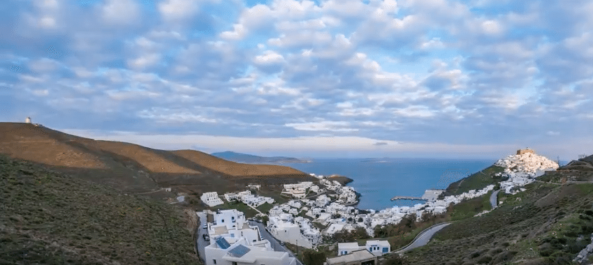 Astypalea Astypalaia Greece Αστυπαλαια