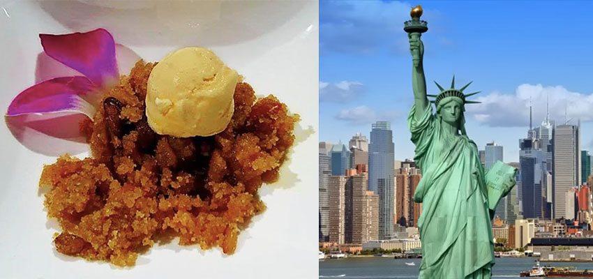 Γεύσεις Αστυπάλαιας σε γαστρονομική έκθεση της Νέας Υόρκης!