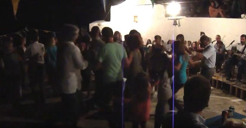 Sirtos Dance Saint Ioannis Feast