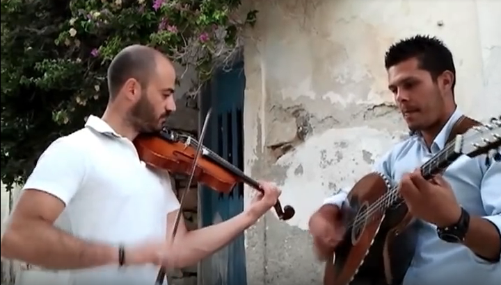 Sousta – Astypalaia Traditional Music