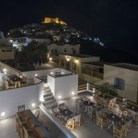 Butterfly Island Cafe Astypalaia