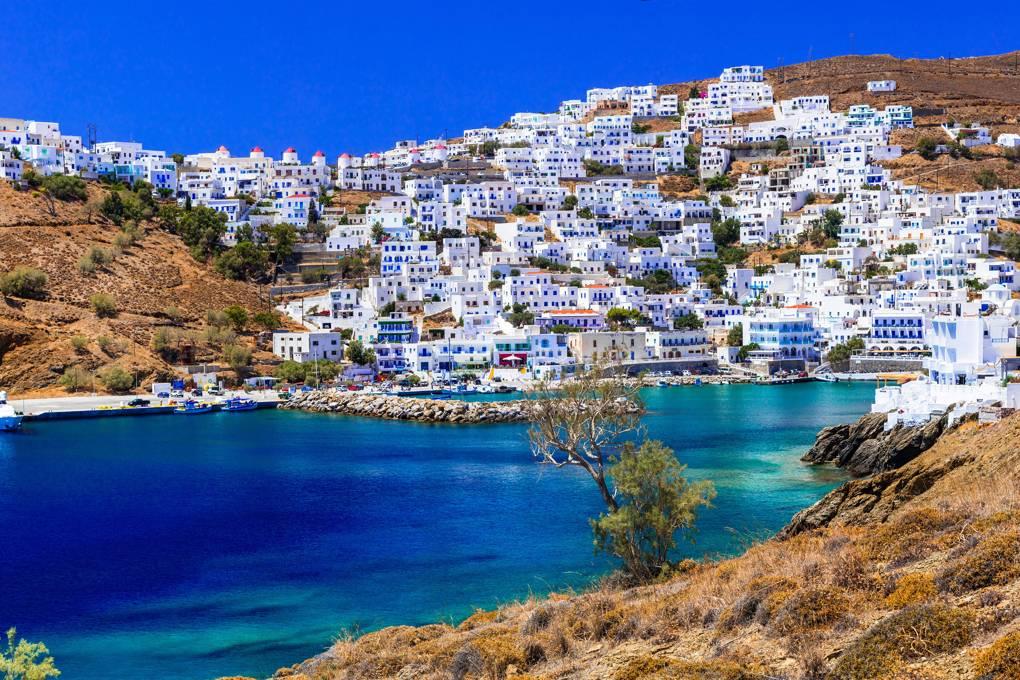 Η Αστυπάλαια στα καλύτερα ελληνικά νησιά για το 2020