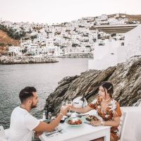 Akti Seafood Restaurant Astypalaia